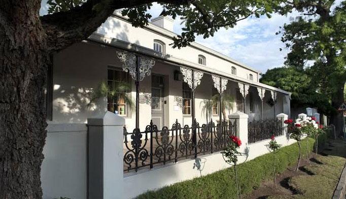 Avondrood Guest House Franschhoek