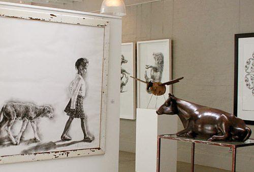 Grande Provence art gallery